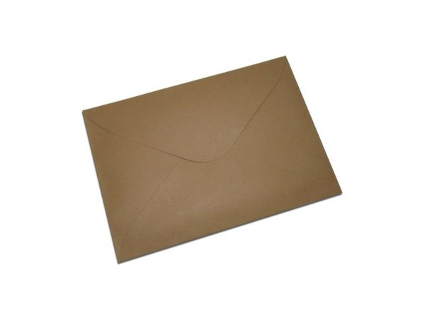 Envelopes carta Color Plus Havana com 10 unidades