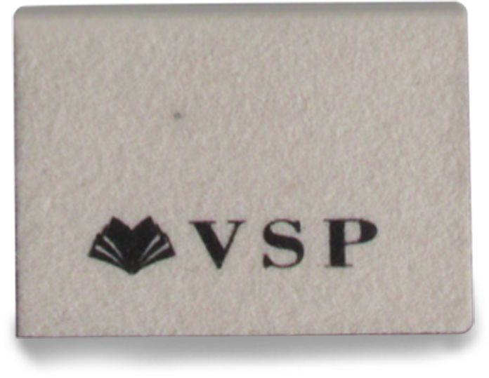 Espátula de Feltro personalizada VSP