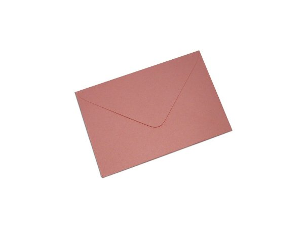 Envelopes visita Color Plus Fidji com 10 unidades