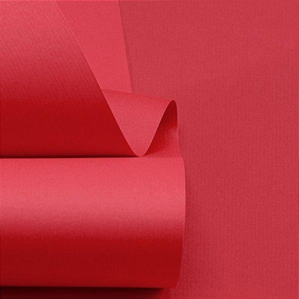 Papel Vergê Plus Rubi 80g/m² - 66x96cm