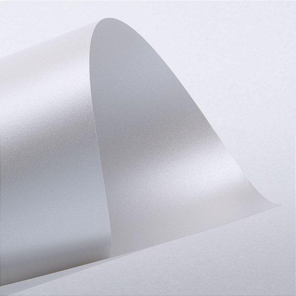 Papel Color Plus Metálico Aspen 180g/m² - 66x96cm