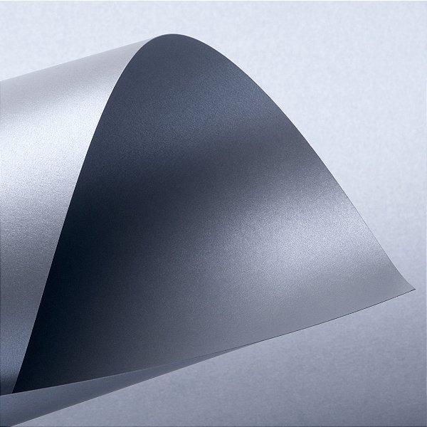 Papel Color Plus Metálico Mar del Plata 250g/m² - 66x96cm