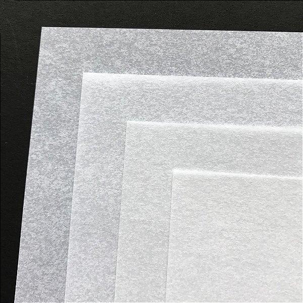 Papel Pergamenata Bianco 110g/m² - 66x96cm