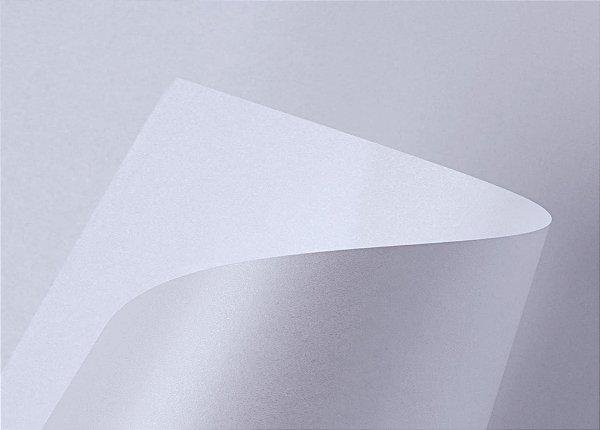 Papel Sirio Pearl Ice White 300g/m² - 66x96cm