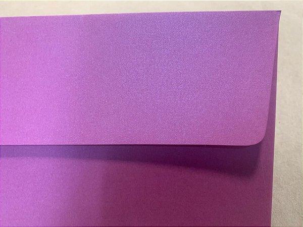 Envelopes ofício Pop Set Violet 120g/m² com 10 envelopes