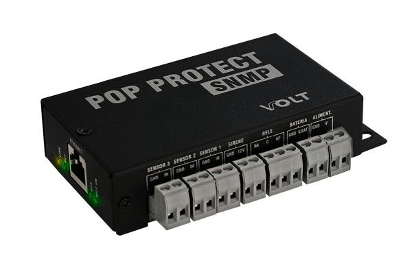 Pop Protect SNMP