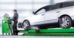 ALINHAMENTO DE DIREÇÃO computadorizado 3D de veículos leves