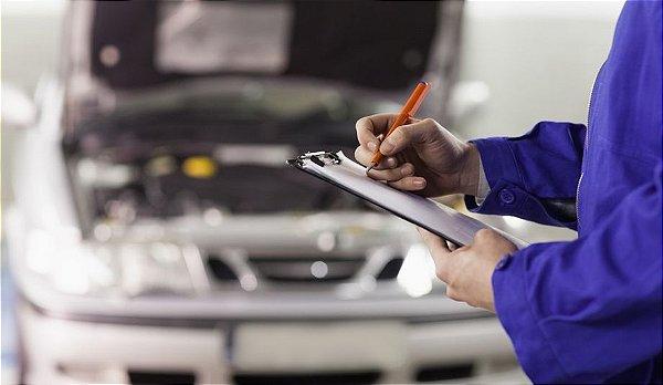 REVISÃO PROGRAMADA (AQUELA DO MANUAL DO CARRO) - Revisão do veículo por kilometragem ou período conforme manual do veículo