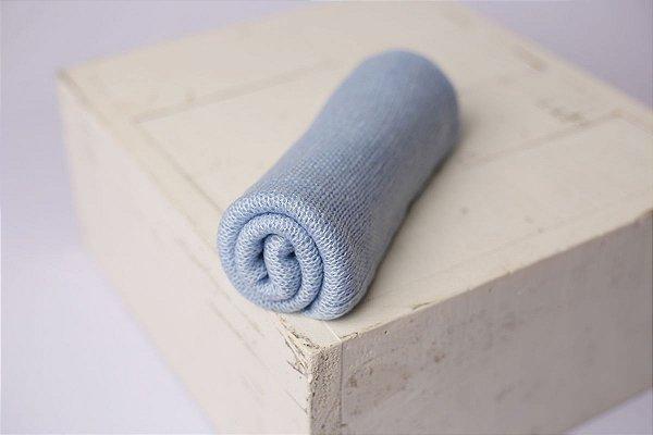 Wrap Knit - Azul Bebê