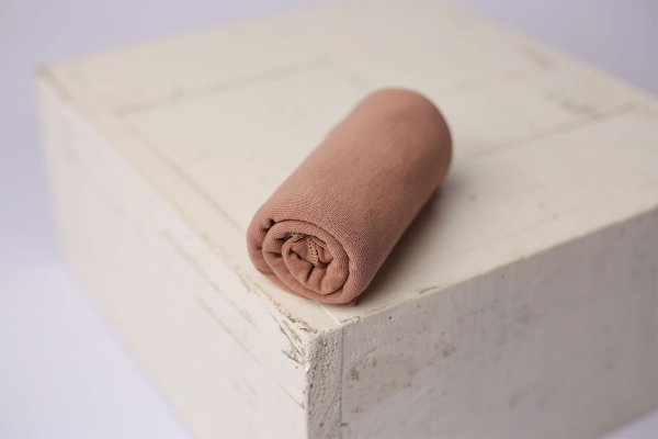 Wrap Ribbon - Nude Rosé