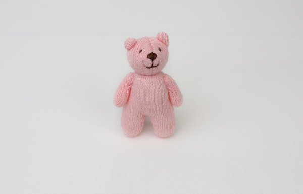 Little Tedy Ursinho Cozy - Rosa