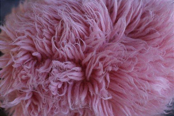 Flokati® Clássico - Rosa Bebê