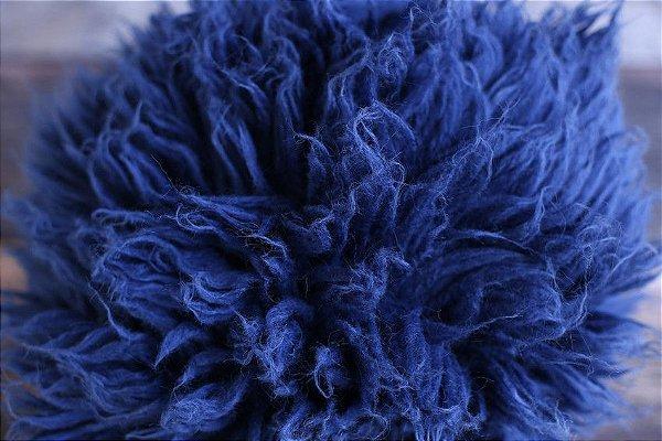 Flokati® Clássico - Azul Marinho