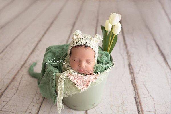 Cheesecloth - Verde Turmalina