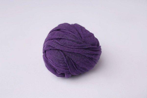 Cheesecloth - Roxo Escuro