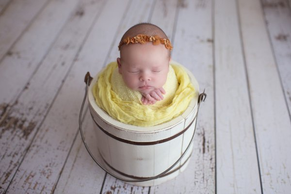 Cheesecloth - Amarelo