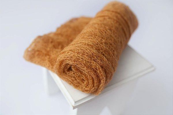 Wrap Mohair - Tijolo