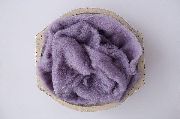 Fluff Rústico - Lilás