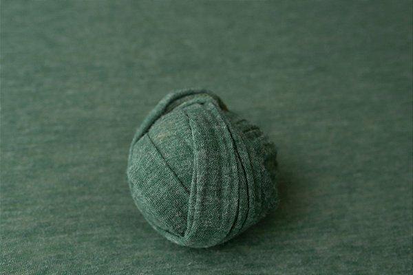 Wrap de Acabamento Stretch - Verde Mesclado