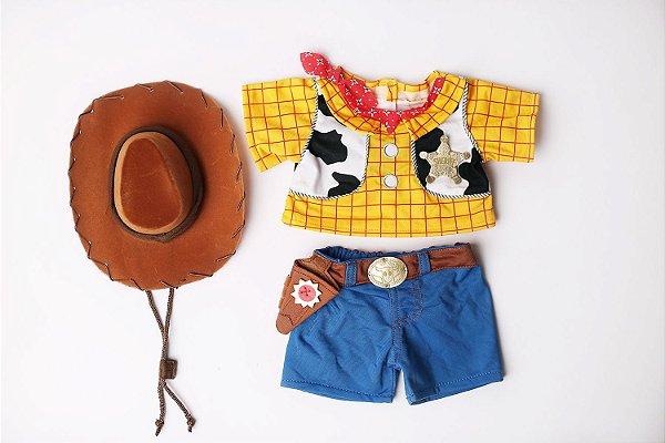 Roupinha - Woody