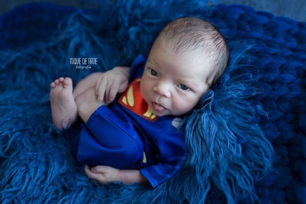 Roupinha - Superman