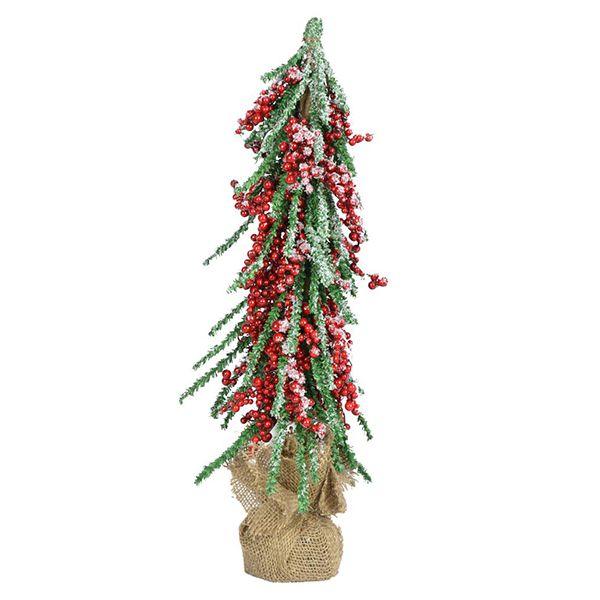 Árvore Decorativa com Cereja 52cm