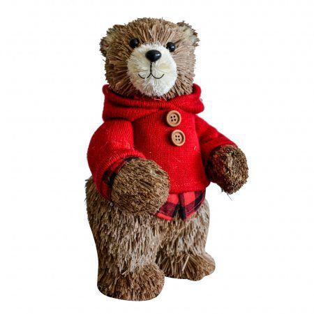 Urso com Blusa 25 cm