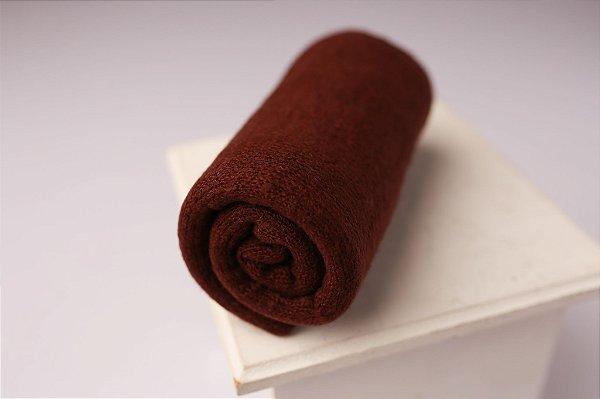 Wrap Knit Soft - Vinho