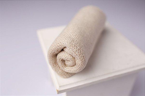 Wrap Knit - Creme