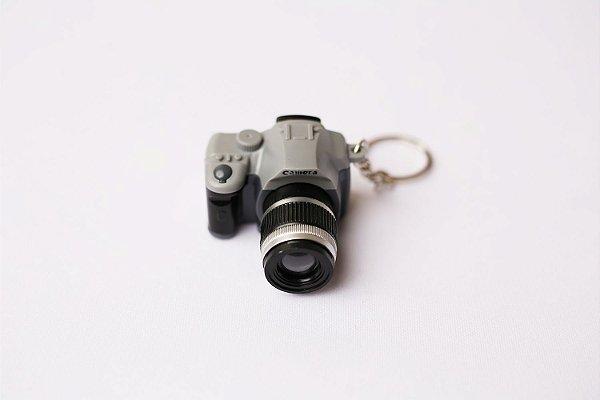 Mini Câmera - Cinza