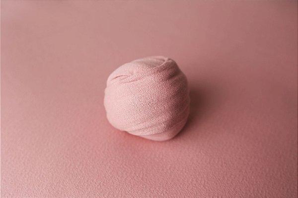 Wrap de Acabamento Cream - Rosa Flor