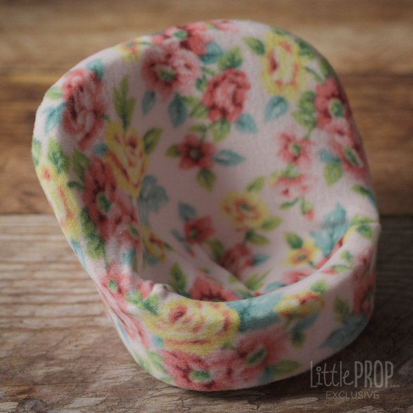 Capa para Posing Pod - Cozy Country Flowers