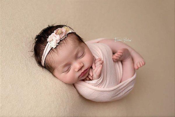 Wrap Base - Rosa Bebê