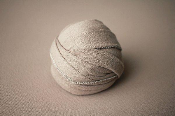 Wrap de Acabamento Cream - Cinza Natural
