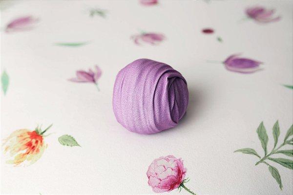 Manta Estampada + Wrap - Tulipa