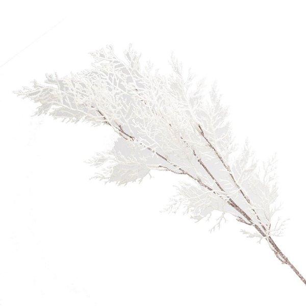 Galho Nevado 80cm