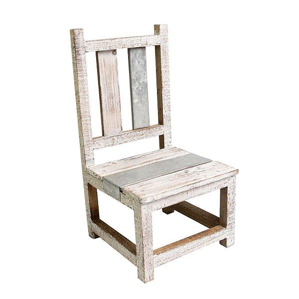 Cadeira Vintage 40cm