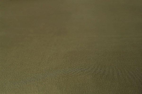 Manta Cream - Verde Musgo