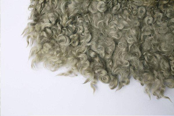 Layer Curly - Verde Militar