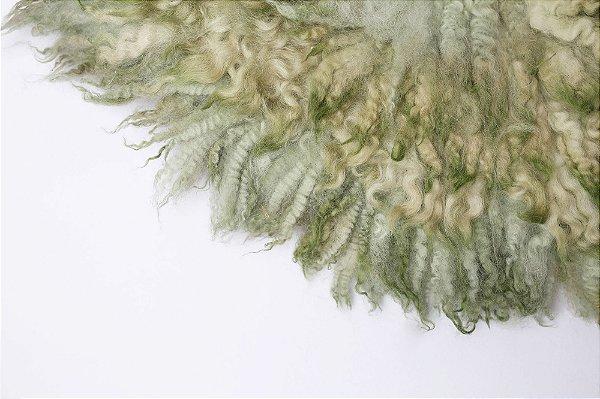 Layer Curly - Verde Mesclado