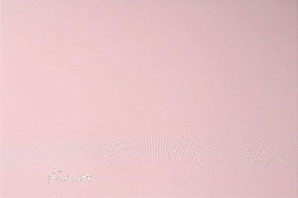 Manta Cream Soft - Rosa Bebê