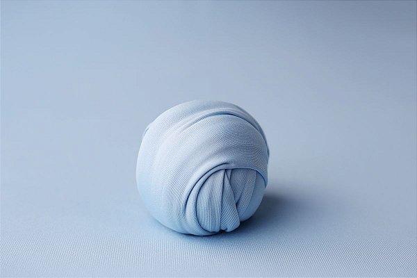 Wrap de Acabamento Cream Soft - Azul Bebê