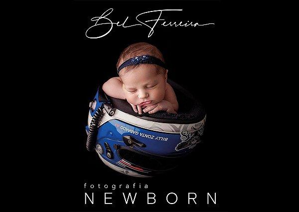 Livro Fotografia Newborn por Bel Ferreira
