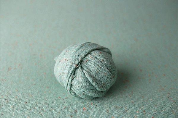 Kit Manta + Wrap Flocado - Mint