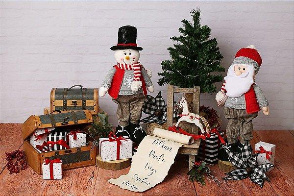 Cenário de Natal - My Christmas Wish