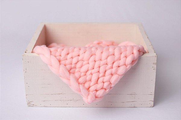 Layer de Merino - Rosa Bebê