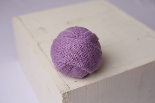 Wrap Knit Soft - Roxo