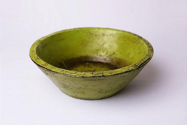 Gamela de Resina - Verde