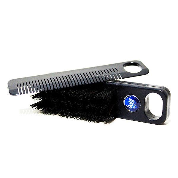 Pente e Escova para Barba e Bigode