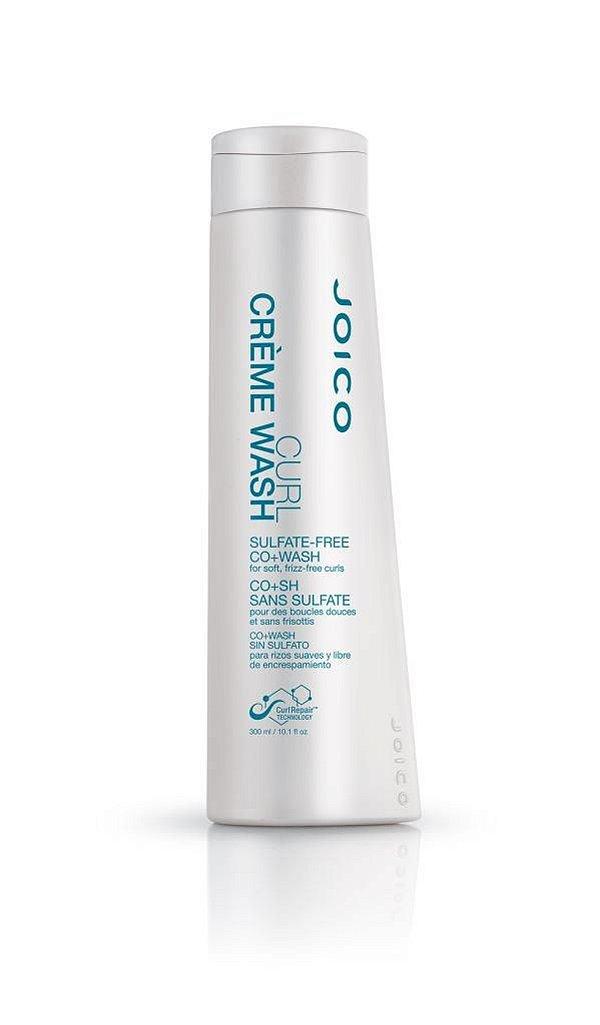 Creme para Cabelos Cacheados - Crème Wash Co+Wash para Limpeza e Hidratação - Joico Curl - 300 ml